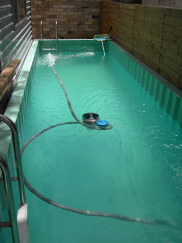 12.) Already-made pool? Yes please.